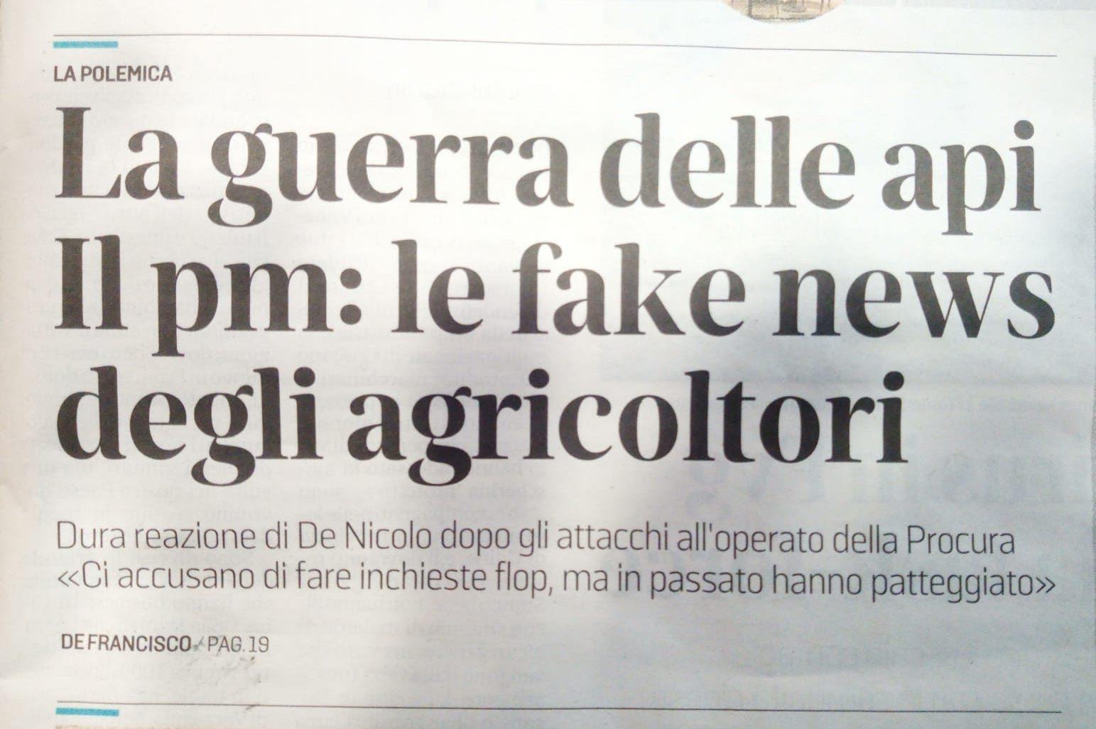 """Friuli Venezia Giulia e la """"guerra delle api"""" – Attualità"""